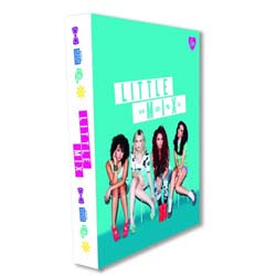 Little Mix A4 Binder: Little Mix