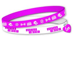 Little Mix Gummy Wristband Set: Little Mix