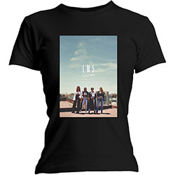 Little Mix Ladies Tee: LM5 Album