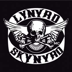 Lynyrd Skynyrd Greetings Card: Skull
