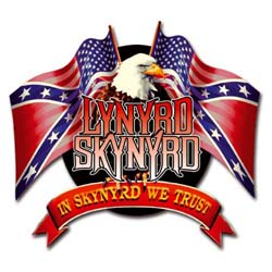 Lynyrd Skynyrd Greetings Card: Eagle
