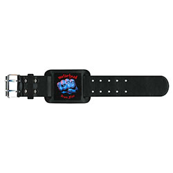 Motorhead Leather Wrist Strap: Iron Fist