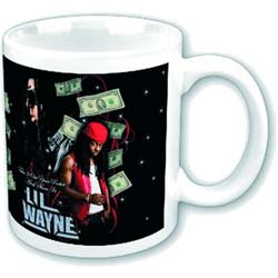 Lil Wayne Boxed Standard Mug: Take it out your pocket