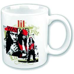 Lil Wayne Boxed Standard Mug: Photo Montage