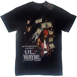 Lil Wayne Unisex Tee: Got Money Homage
