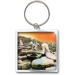 Led Zeppelin Keychain: Houses of the Holy (Photo-print)