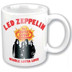 Led Zeppelin Boxed Standard Mug: Whole Lotta Love