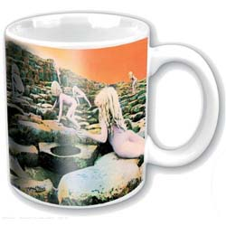 Led Zeppelin Boxed Standard Mug: Houses of the Holy