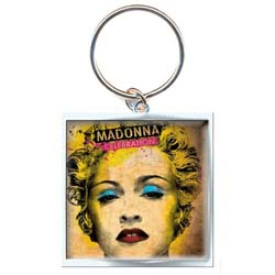 Madonna Standard Key-Chain: Celebration
