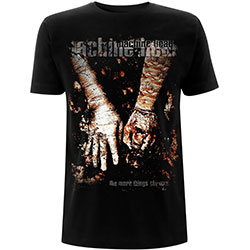 Machine Head Unisex Tee: The More Things Change