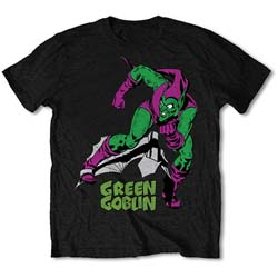 Marvel Comics Unisex Tee: Green Goblin
