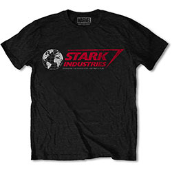 Marvel Comics Unisex Tee: Stark Industries