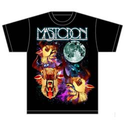 Mastodon Unisex Tee: Interstellar Hunter