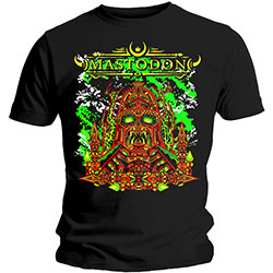 Mastodon Unisex Tee: Emperor of God