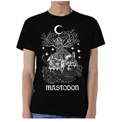 Mastodon Unisex Tee: Quiet Kingdom (Ex Tour)