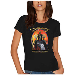 Mastodon Ladies Tee: Emperor of Sand (Skinny Fit) (Ex Tour)