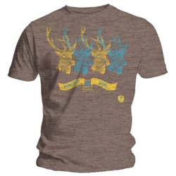 Mumford & Sons Men's Tee: Babel Deers