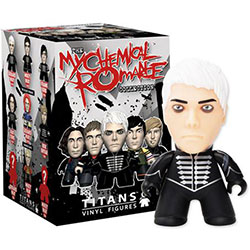 "My Chemical Romance TITANS: 18 Piece Blind Box Collection (3"")"
