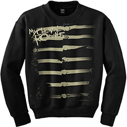 My Chemical Romance Unisex Sweatshirt: Together We March