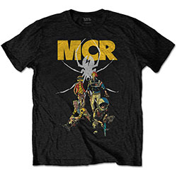 My Chemical Romance Unisex Tee: Killjoys Pin-Up