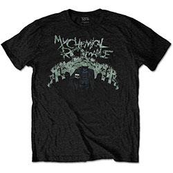 My Chemical Romance Unisex Tee: Knight Procession