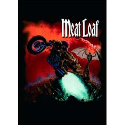 Meat Loaf Postcard: Bat Out Of Hell (Standard)
