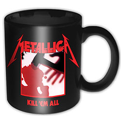 Metallica Boxed Standard Mug: Kill 'Em All