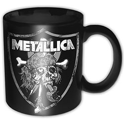 Metallica Boxed Standard Mug: Pirate Skull