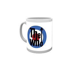 The Who Boxed Standard Mug: Target Logo