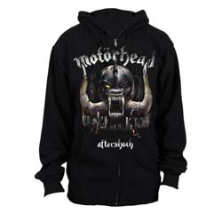 Motorhead Men's Zipped Hoodie: War Pig