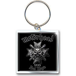 Motorhead Standard Keychain: Bad Magic