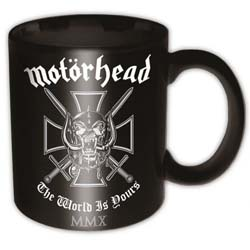 Motorhead Boxed Standard Mug: Iron Cross