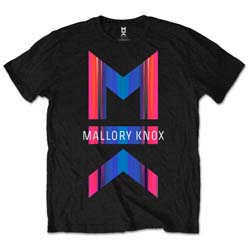 Mallory Knox Men's Tee: Asymmetry