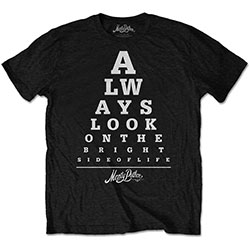 Monty Python Unisex Tee: Bright Side Eye Test