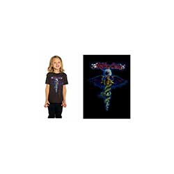 Motley Crue Kids Tee: Blue Dragon