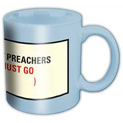 Manic Street Preachers Boxed Standard Mug: Everything Must Go