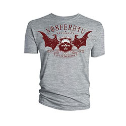 School of Horror Ladies Tee: Nosferatu University