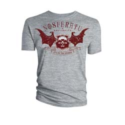 School of Horror Unisex Tee: Nosferatu University