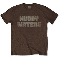 Muddy Waters Unisex Tee: Electric Mud Vintage
