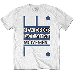 New Order Unisex Tee: Movement