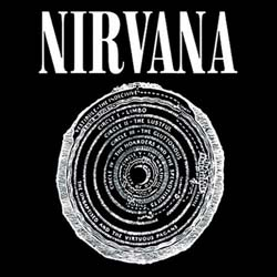 Nirvana Single Cork Coaster: Vestibule