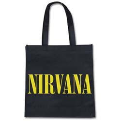 Nirvana Eco Bag: Logo (Trend Version)