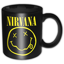 Nirvana Boxed Standard Mug: Smiley