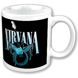 Nirvana Boxed Standard Mug: Jag-Stang Wings