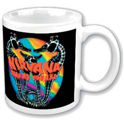 Nirvana Boxed Standard Mug: Come as you are
