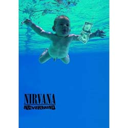 Nirvana Postcard: Never mind (Standard)