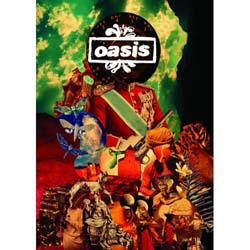 Oasis Greetings Card: Dig Out Your Soul