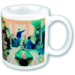 Oasis Boxed Standard Mug: Definitely Maybe