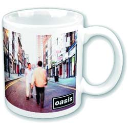 Oasis Boxed Standard Mug: Morning Glory