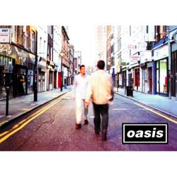 Oasis Postcard: Morning Glory (Standard)
